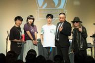藤井 隆が主宰するSLENDERIE RECORDより、椿 鬼奴とレイザーラモンRGのソロ作発売