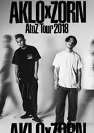 AKLOとZORNがライヴ・ツアー〈A to Z TOUR 2018〉開催を発表 共同名義にて新曲制作