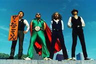 ザ・たこさん、結成25周年を記念した初ベスト『名曲アルバム』を8月にリリース