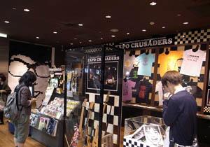 タワレコ渋谷店にてビークル博覧会、開催中! ヒダカトオル原作の漫画連載もスタート!