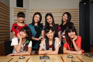 中学生7人組アイドル・グループ、Fairies(フェアリーズ)ラジオ・レギュラー決定!