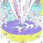 「宇宙人」、ミニ・アルバムのジャケット公開! N'夙川BOYS、恵比中との3MANライヴも!