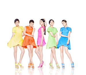 Wonder Girls、世界初ベスト・アルバムの収録楽曲を発表!