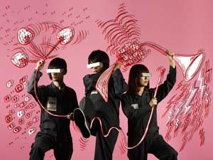 15周年を迎えたPOLYSICSが12月5日にフル・アルバム『Weeeeeeeeee!!!』をリリース!
