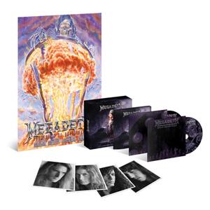 スラッシュ・メタルの金字塔! メガデス最大のヒットアルバム『破滅へのカウントダウン』20周年エディション発売!