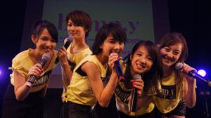 bump.y 3周年記念日の8月25日(日)にワンマンコンサート開催!