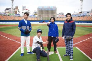 アジカン横浜スタジアム2days公演で新曲2曲披露!来場者に各日1曲DLプレゼント!