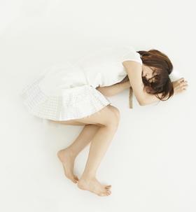 後藤まりこ、新ヴィジュアル公開&アルバムタイトルは『m@u』!
