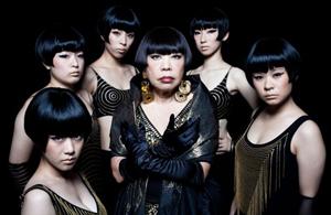 """""""世界のJK""""ことファッション・デザイナー、コシノジュンコがアイドル・グループBiSに正式加入!"""