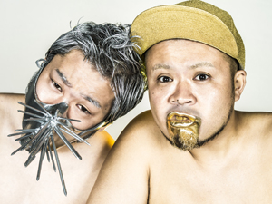 サイプレス上野とロベルト吉野が10周年記念ベストアルバムを2枚同時リリース!