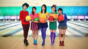 1stアルバム『pinpoint』発売を記念してbump.yが東京ポートボウルと期間限定コラボレーション!