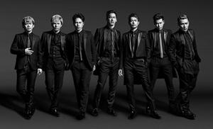 三代目 J Soul Brothers from EXILE TRIBE、アルバム&ベストが4週連続1位達成!
