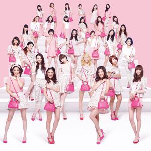 E-girls、新曲ビデオはあの有名ブランドとの完全コラボで春色ハッピー・パワー全開!