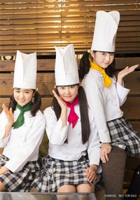 さくら学院クッキング部ミニパティとタワレコカフェが昨年に引き続きコラボメニュー&グッズ発売!