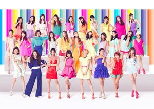 動画総再生4千万回超!新アルバム発売記念でE-girlsがツイッター開始!最新MVも公開!