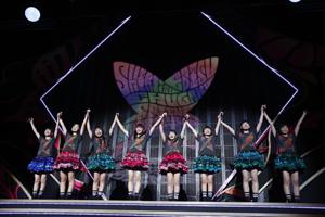 エビ中、春ツアー東京公演にて新曲初披露! さらに新曲タイアップも決定!