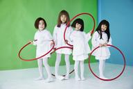 赤い公園、2ndアルバムにフィーチャリング・ゲストとしてKREVAが参加!