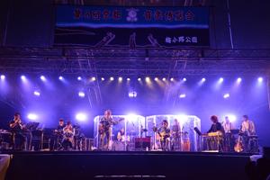 8年目を迎えたくるり主催の音楽フェス〈京都音楽博覧会2014 IN 梅小路公園〉今年も大盛況!
