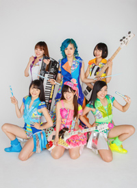 Gacharic Spin、来年5月3日に渋谷公会堂ワンマンを敢行!