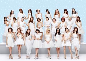 E-girls、ニュー・アルバムが2015年1月1日に発売決定!