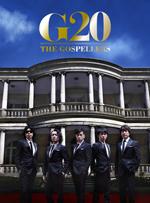 ゴスペラーズ、デビュー20周年記念ベスト・アルバム『G20』アートワーク、収録楽曲公開!