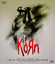 KORN、最新ライヴDVDをリリース