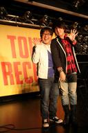 椎名慶治ニュー・アルバム発売記念イベントにキャイ〜ン天野が登場、2人でデュエットも!