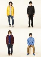 KANA-BOON、ニュー・シングル「結晶星」を2014年2月にリリース