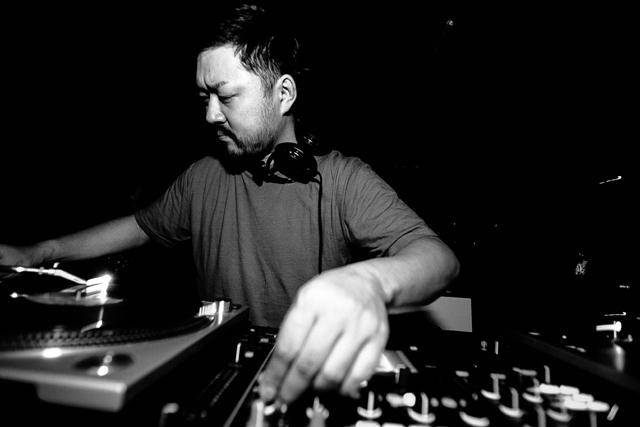Grooveman Spot a.k.a DJ KOU-G