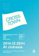 DE DE MOUSE、80KIDZ、GOMAほか出演〈CROSSTOWN〉開催