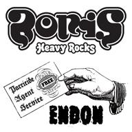 Boris / ENDON / rokapenis、新ノイズ・リテラシーを提示する東名阪ツアーを開催