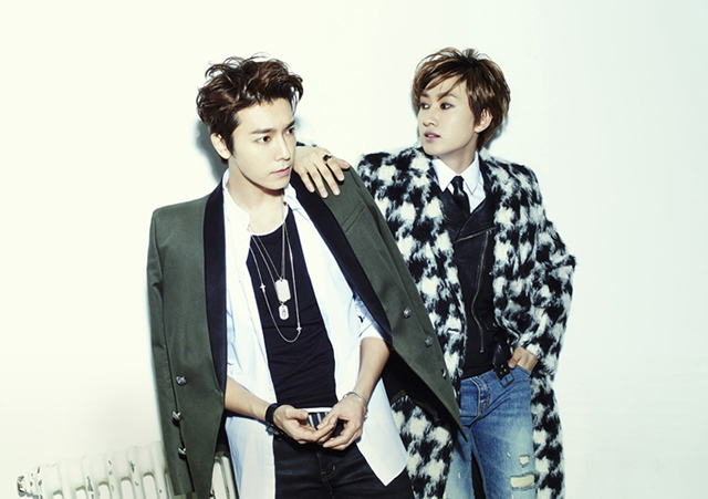 SUPER JUNIOR DONGHAE&EUNHYUK