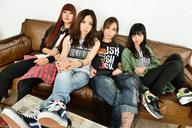 """新生ガールズ""""青春パンク""""CASPA、初の全国流通盤『さよなら世界』をリリース"""