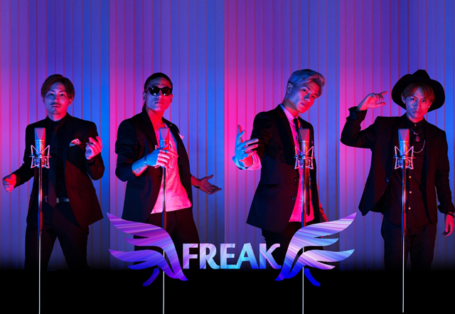 FREAK(R&B / Chorus Group)