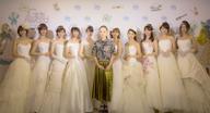 西野カナが初のウェディング・ソングを〈GirlsAward 2016〉で初披露