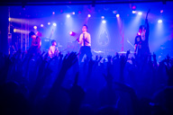 OBLIVION DUST、全国ツアー〈I Hate Rock'n Roll〉をスタート