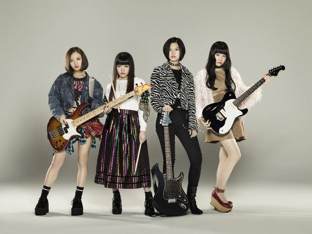 GIRLFRIEND(Rock)