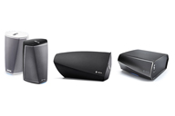 DENONから音楽ストリーミングサービス対応のワイヤレスオーディオシステムが新登場