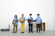 シャムキャッツ、全国ツアー開始に合わせて新作MVを公開