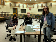Suchmosが4週連続でNHK-FM「サウンドクリエイターズ・ファイル」に出演
