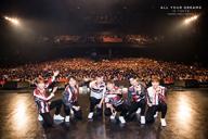 神話(SHINHWA)が20周年記念ファン・パーティを開催 日本デビュー・シングル曲も披露