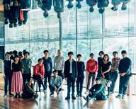 蓮沼執太フィルがホンマタカシ監督の新MV「Juxtaposition with Tokyo」を公開