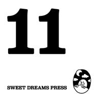 Sweet Dreams Pressの11周年記念イベント〈eleven〉開催決定
