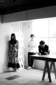冬にわかれて(寺尾紗穂 + 伊賀 航 + あだち麗三郎)が1stアルバム『なんにもいらない』を10月にリリース