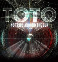 TOTOがデビュー40周年記念のジャパン・ツアーを2019年2月に開催
