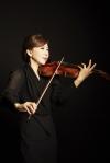 """[インタビュー]<br />寺井尚子、""""ジャズ・ヴァイオリンの女王""""による多彩なナンバーで、新たな世界が花開く"""