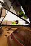 [インタビュー]<br />梅井美咲、16歳でブルーノート東京に出演したジャズ・ピアニストが鮮烈デビュー