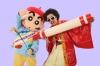 レキシ、ラクガキがテーマの新作「映画クレヨンしんちゃん」主題歌を書き下ろし