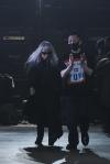 灰野敬二がパリ・コレクションでファッションブランドKIDILLとコラボレーション