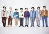 Hey! Say! JUMP、DECO*27とのコラボ曲「Letter」のPV公開